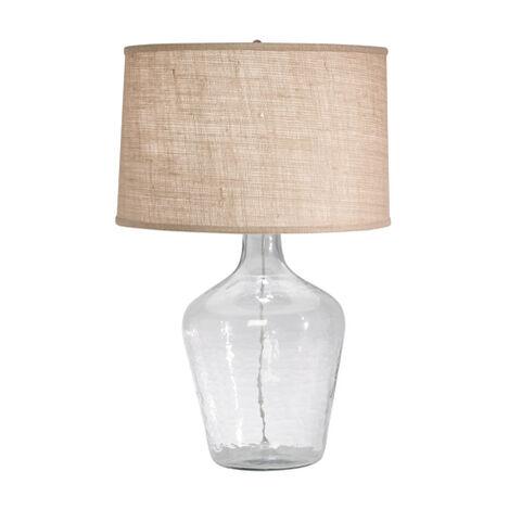 Glass Plum Jar Table Lamp ,  , large