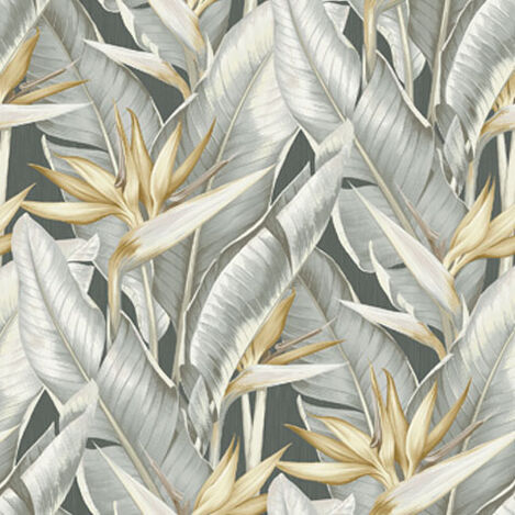 Arcadia Banana Leaf Wallpaper Product Tile Image 790664