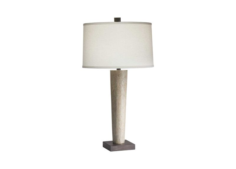 Mila Concrete Table Lamp