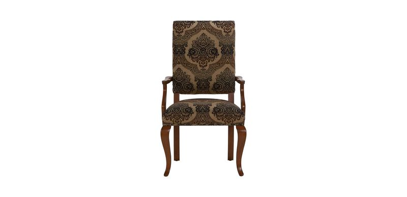 Hadley Cabriole-Leg Armchair
