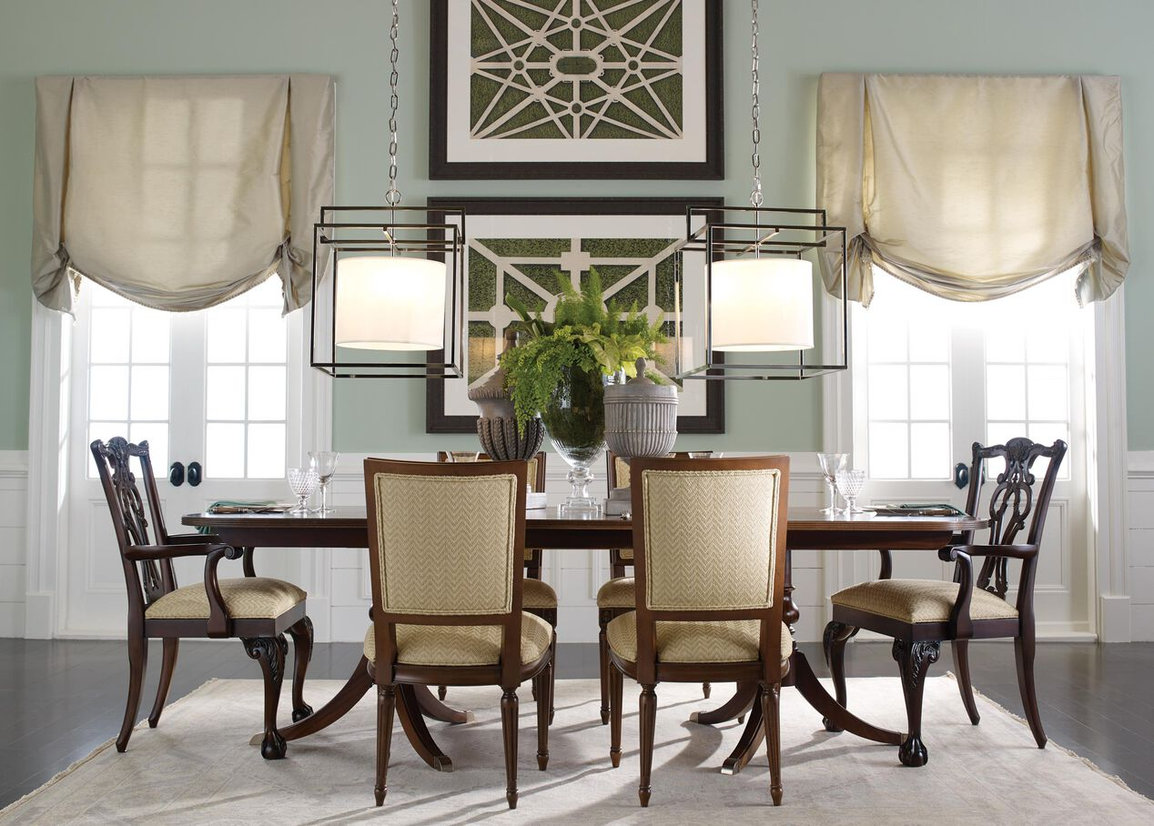 Abbott Dining Table Dining Tables Ethan Allen