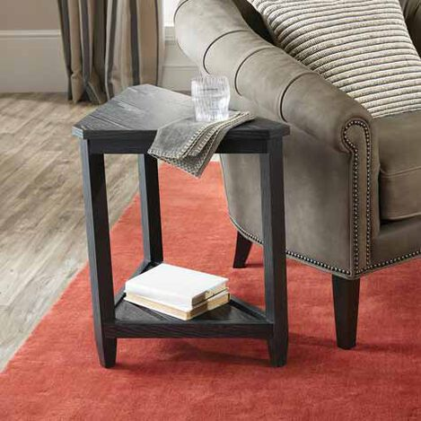 Lyons Triangle Accent Table Product Tile Hover Image 228386