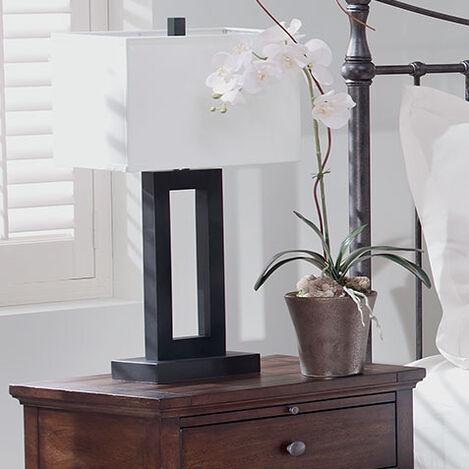 Stafford Bronze Table Lamp Product Tile Hover Image 097738