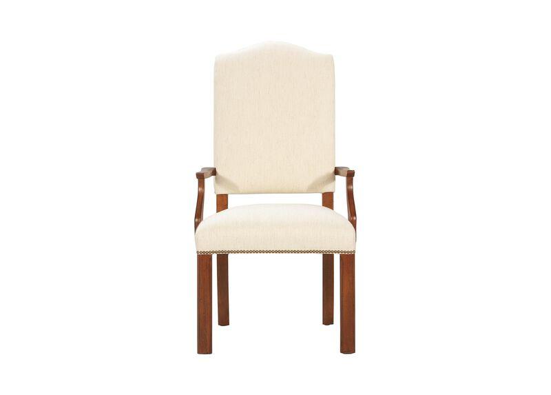 Hadley Parson-Leg Armchair ,  , large_gray