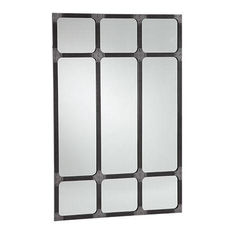 Brayden Iron Floor Mirror Product Tile Image 074505