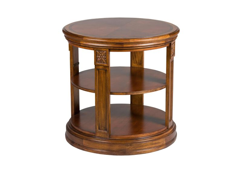 Seaver Library Table