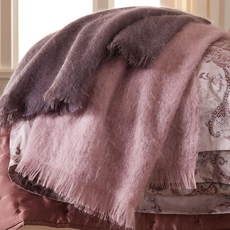 Mohair Throw Product Tile Hover Image 031781