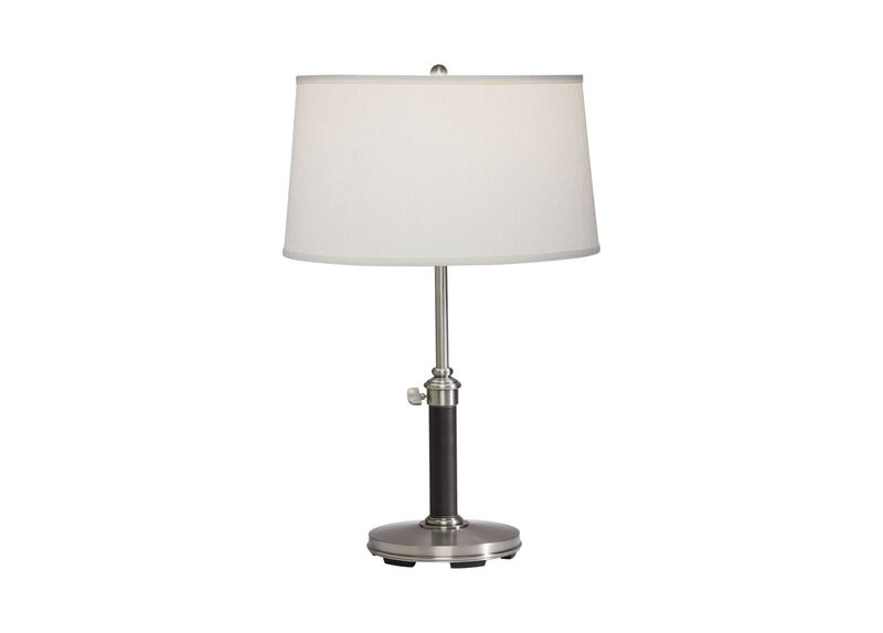 Ridgefield Nickel Buffet Lamp