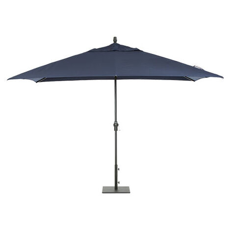 8' x 11' Single Vent Navy Umbrella ,  , large