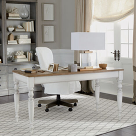 Turned Leg Writing Desk ,  , hover_image
