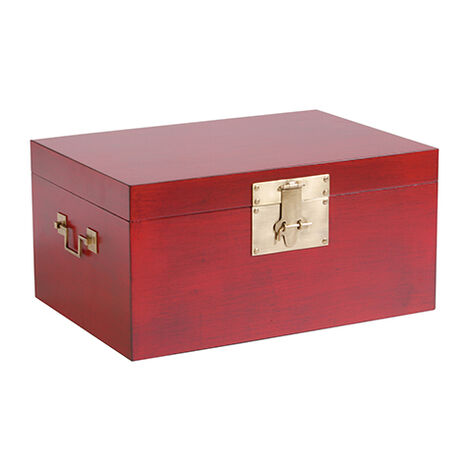 Red Large Canton Box ,  , large