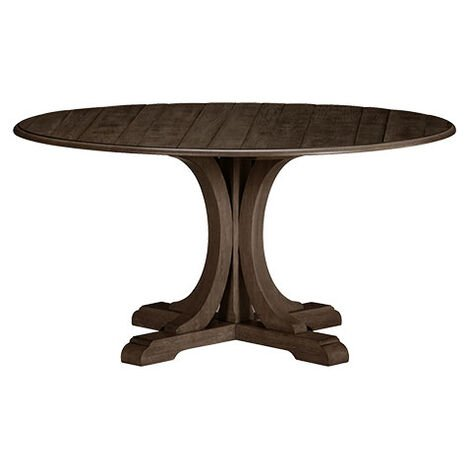 Corin Rough Sawn Dining Table Large