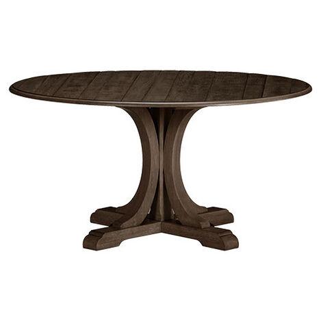 Corin Rough Sawn Dining Table Large