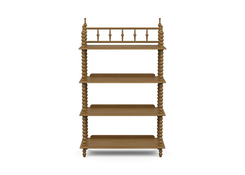 Marceline Tall Bookcase