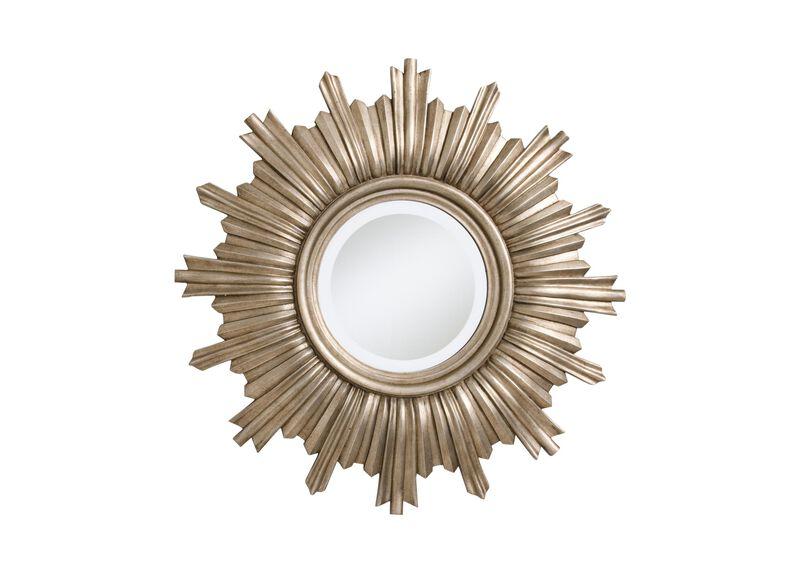 Glamour Starburst Mirror