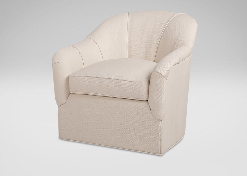 Marino Swivel Chair Chairs Amp Chaises Ethan Allen