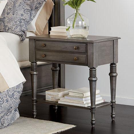 Bedside Bedroom Tables Night Stands Ethan Allen