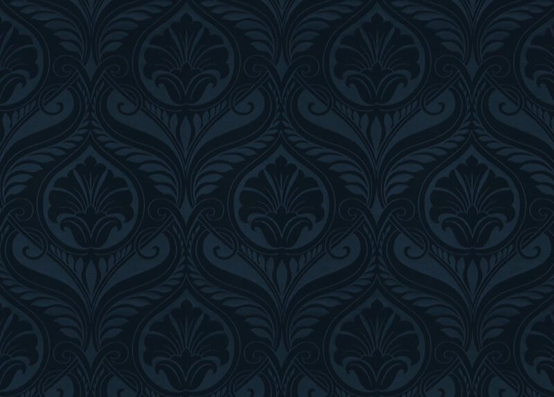 Vanessa Navy Fabric by the Yard