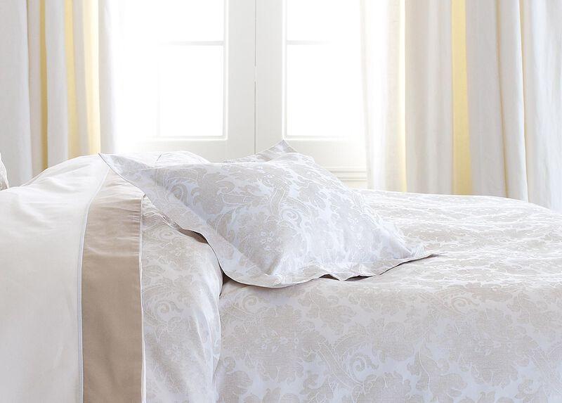 Bayley Damask Boudoir Pillow