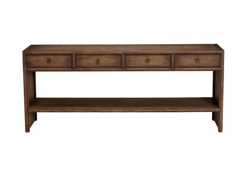 Large Shogun Console Table