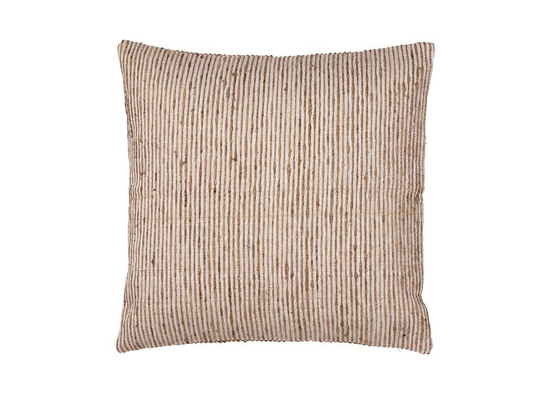 Bronze Metallic Pillow | Tuggl