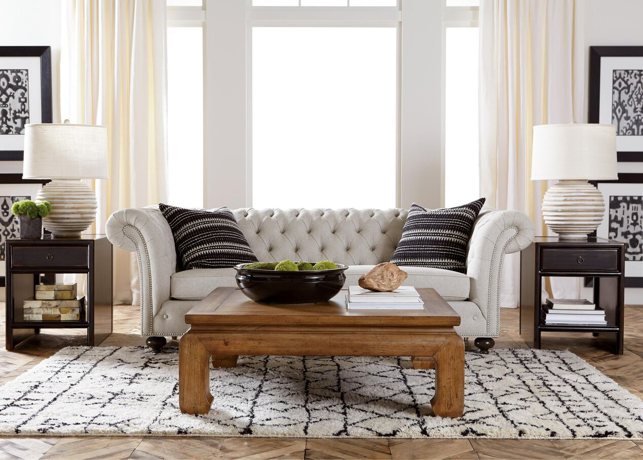 Dynasty End Table | Side Tables | Ethan Allen
