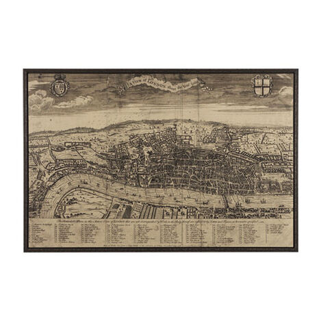 Birds Eye View of London ,  , large