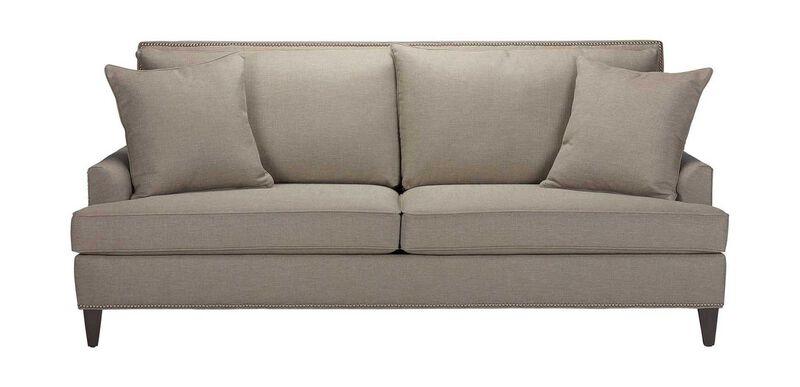 Wyndam Tall-Back Sofa