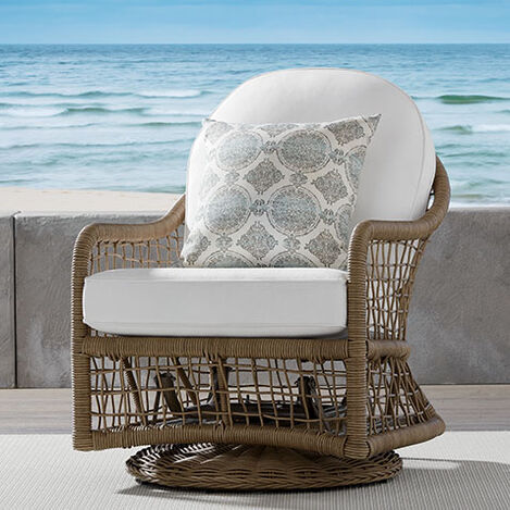 Taunton Hill Swivel Glider Chair Product Tile Hover Image 403410