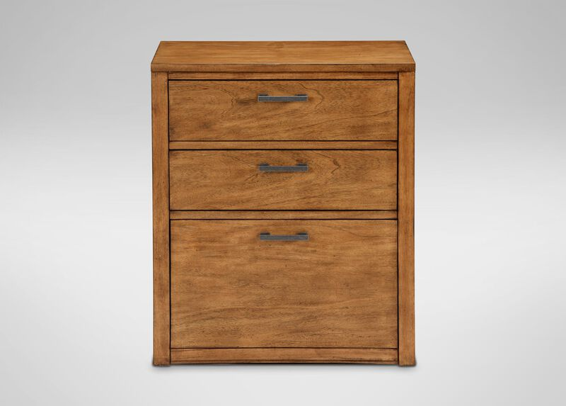 "Duke 24"" File Cabinet"