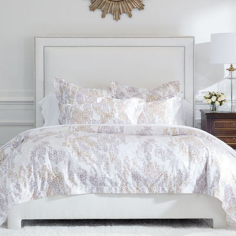 Arcelia Printed Duvet Cover and Shams ,  , large