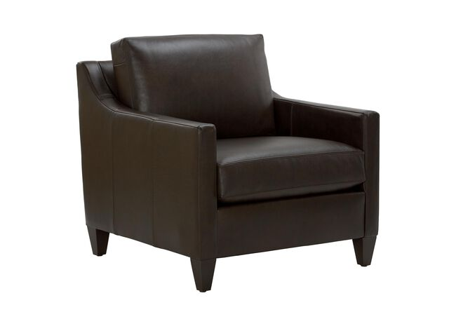 Stupendous Monterey Leather Chair Chairs Chaises Ethan Allen Pdpeps Interior Chair Design Pdpepsorg
