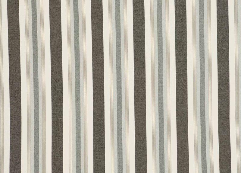 Deagan Charcoal Fabric by the Yard