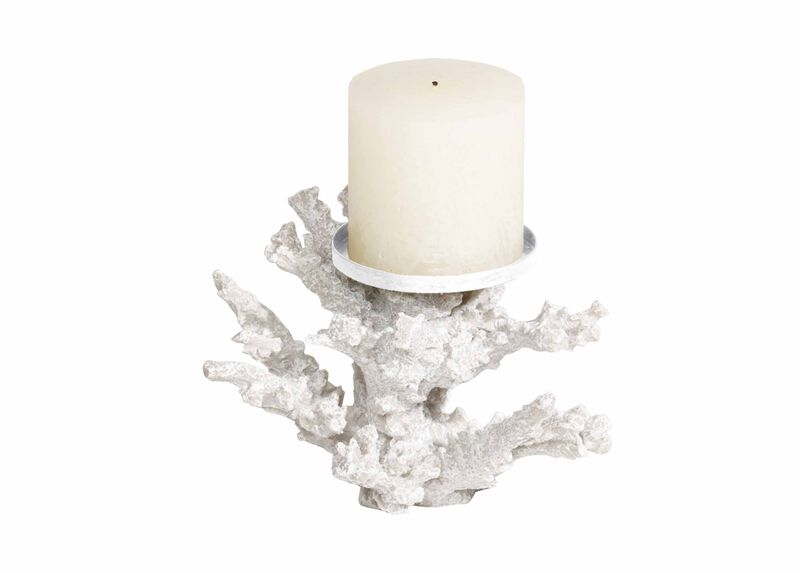 Small Staghorn Candlestand