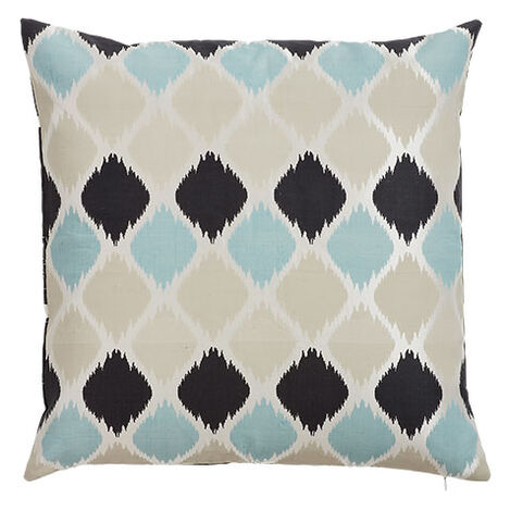 Printed Silk Ogee Pillow Product Tile Image 065664