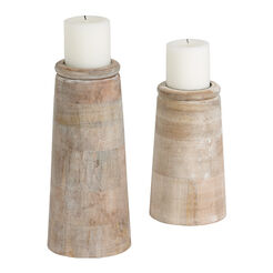 Dillon White Candleholder Recommended Product