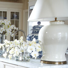 High Quality ... Large Keeley Table Lamp , , Hover_image