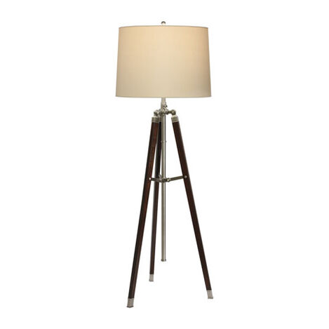 Shop floor lamps lighting collections ethan allen ethan allen surveyors floor lamp large mozeypictures Choice Image
