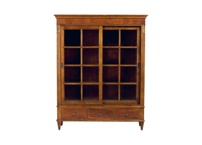 Ashton Curio Cabinet