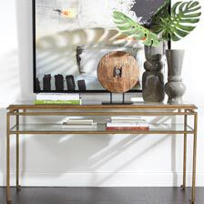 Null Null Quick Shop. FREE SHIPPING. Beacon Console Table