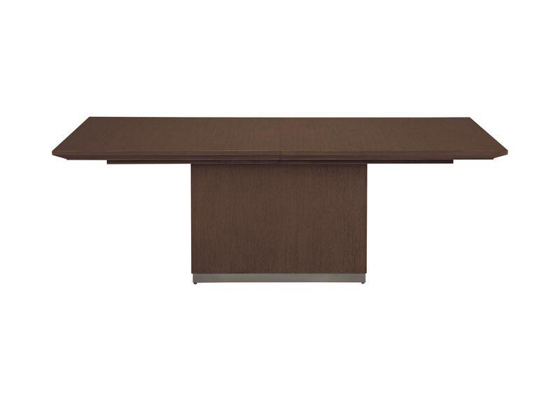 Brycemoor Rectangular Pedestal Dining Table