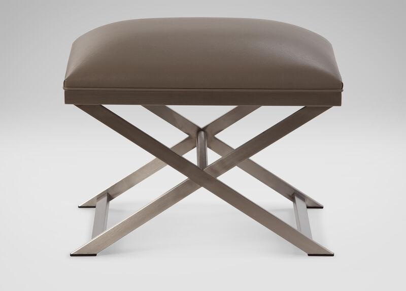 Xanadu Leather Bench ,  , large_gray