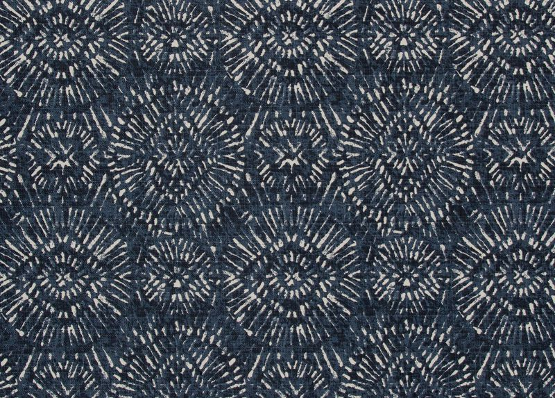 Ravello Navy Fabric