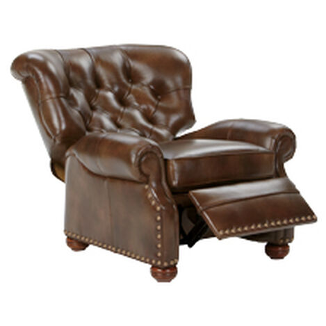 Cromwell Leather Recliner, Omni/Tobacco ,  , hover_image