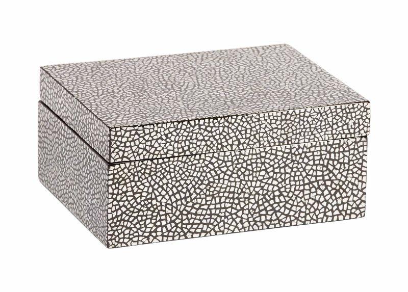 Eggshell Inlay Box