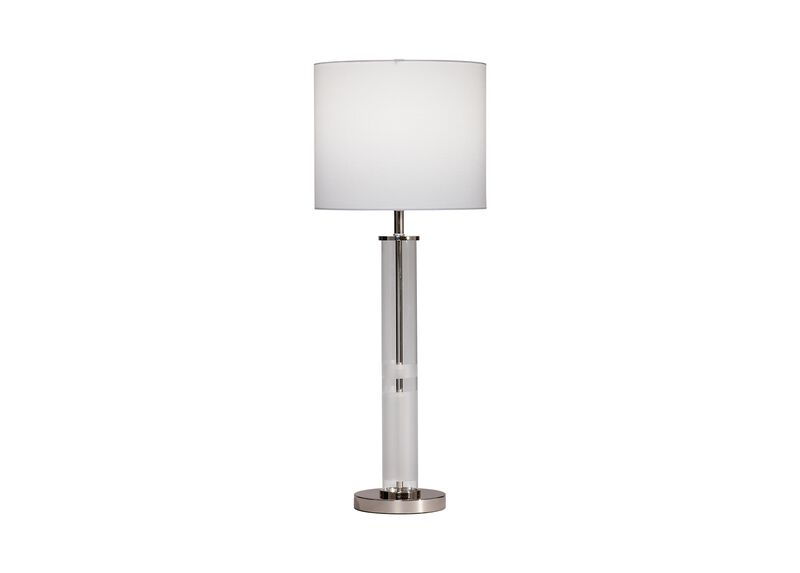 Fallon Glass Buffet Lamp