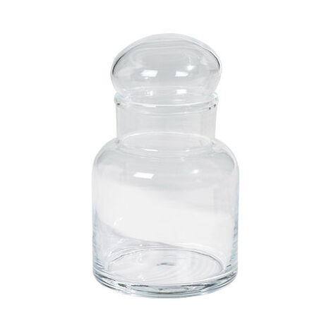 Bulb Jar, Small ,  , large