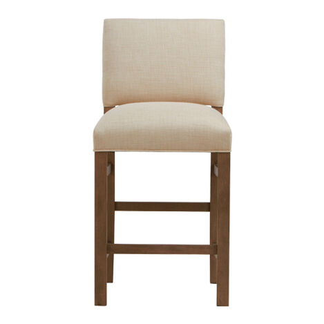 Hadley Counter Stool, Straight Top and Square Leg ,  , large