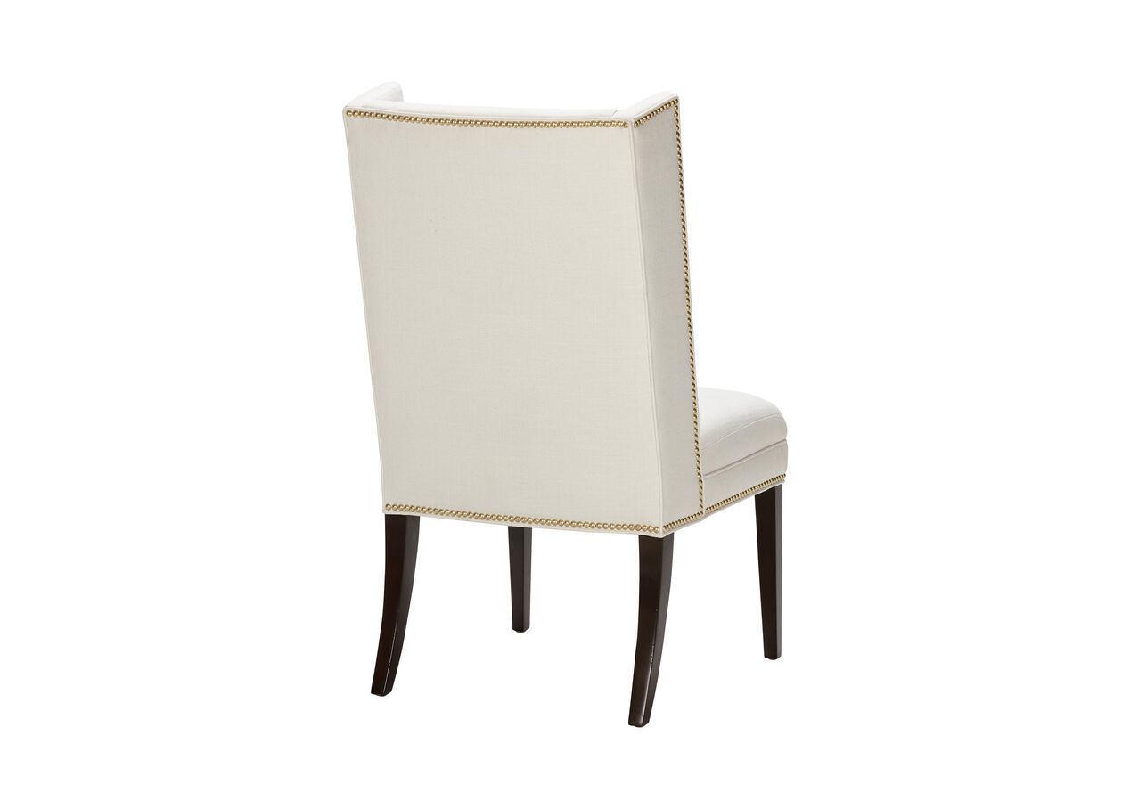 Yves Side Chair Dining Chairs Ethan Allen