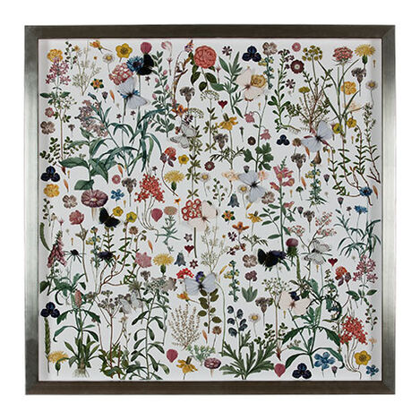 Floral Study with Butterflies Product Tile Image 073497